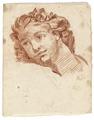 Ritstudie,1700-tal - Skoklosters slott - 99154.tif