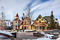 Riverfront Shops, Frankenmuth, Michigan, 2015-01-11 01.jpg