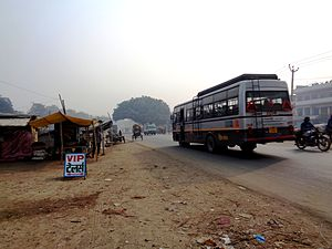 Muzaffarpur district - Road connecting New Zero Mile with NH-57 and Muzaffarpur Bypass Road