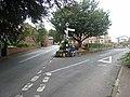 Road junction, Kirkandrews-on-Eden - geograph.org.uk - 933396.jpg