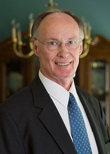 Robert J. Bentley, le 2 mai 2009.