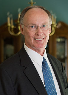 Robert J. Bentley 53rd Governor of Alabama