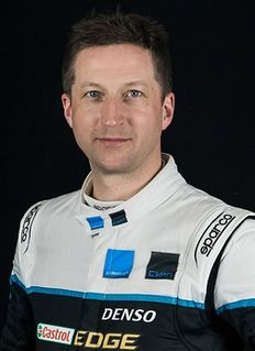 Robert Dahlgren Swedish auto racing driver
