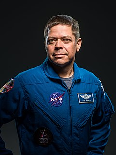 Bob Behnken US Air Force officer, NASA astronaut and former Chief of the Astronaut Office