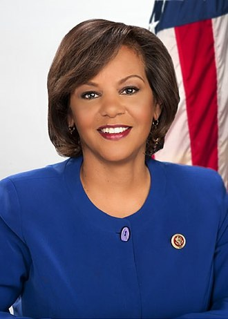 United States congressional delegations from Illinois - Image: Robin Kelly official photo