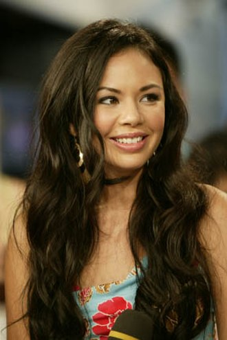 Janel Parrish - Parrish in July 2007