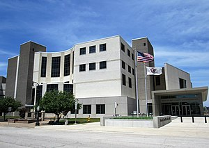 Rock Island County Justice Center