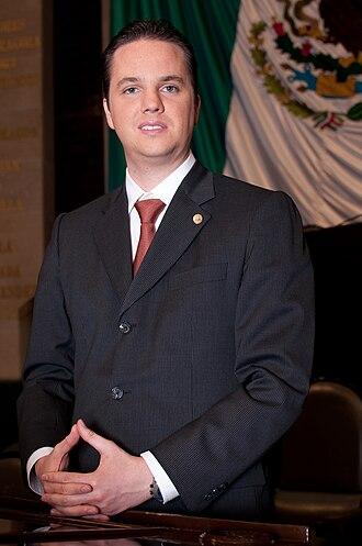 Rodrigo Pérez-Alonso González - Image: Rodrigo Perez Alonso Gonzalez 2