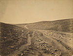 Roger Fenton - Shadow of the Valley of Death.jpg