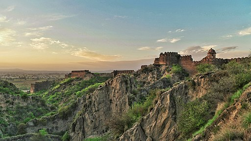 Rohtas Fort (Jhelum, Pakistan) - World Heritage Site