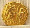Roma, repubblica, moneta di l. cornelius sulla, 84-78 ac. ca. oro.JPG