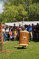 Roman Legion training with wooden weapons 01.jpg