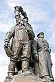Romania-1162 - Romanian Military Academy Statue (7557738370).jpg