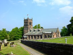 Rostherne - Saint Mary's Church.jpg