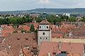 Rothenburg ob der Tauber, Weißer Turm, 08-2014-003.jpg