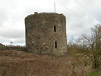 Roundhouse tower - geograph.org.uk - 724028.jpg