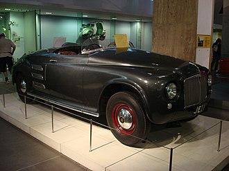 Maurice Wilks - Rover gas turbine powered car