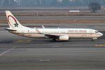 Royal Air Maroc, CN-ROP, Boeing 737-8B6 (24484015050).jpg