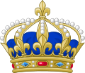 Royal Crown of France.svg