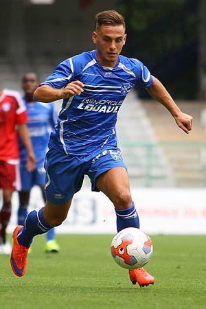 Ruben Aguilar (footballer) - Image: Ruben Aguilar
