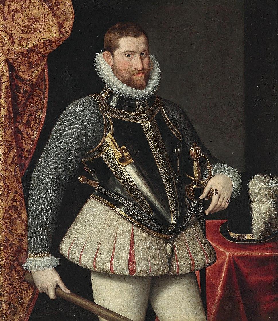 Rudolf II, Martino Rota