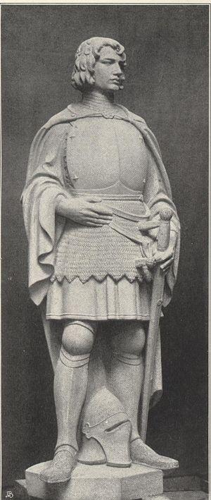 Wolfratshausen - Rudolf II.