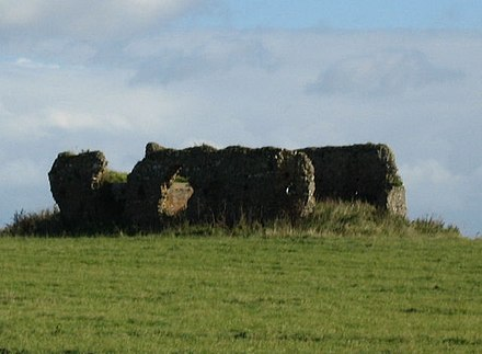 The ruins of Leiston Abbey chapel Ruined Chapel on Minsmere Level - geograph.org.uk - 65871.jpg