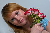 Russia. Portrait of female with flowers.jpg