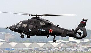 Kamov Ka-60 Utility helicopter