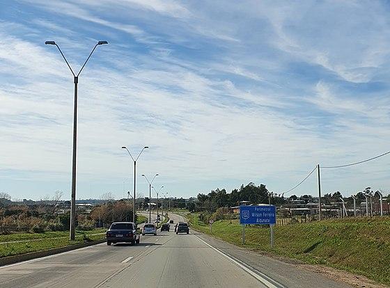 Ruta 102 (Uruguay) - Wikipedia, la enciclopedia libre