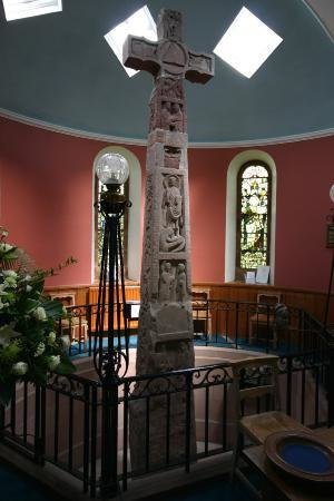 Preaching cross - The Ruthwell Cross