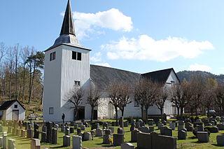 Søndeled Church Church in Aust-Agder, Norway