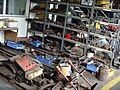 Süddeutsches Eisenbahnmuseum Heilbronn - Schnellzugloktreffen 027 - Flickr - KlausNahr.jpg