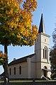 Sławno, Gniezno County, Poland, church of St Nicholas.jpg