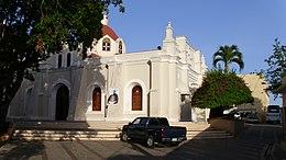 Santo Cerro church in La Vega