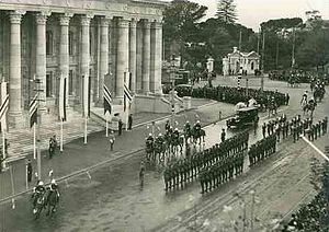 Parliament House, Adelaide - Image: SA Parliament Opening