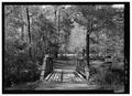 SE PORTAL LOOKING NW - DeGray Creek Bridge, Spanning DeGray Creek at Blish Road (CR 50), Arkadelphia, Clark County, AR HAER AR-81-1.tif