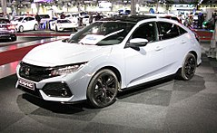 Honda Civic X hatchback