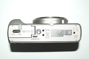 Sony Cyber-shot DSC-HX50 - Image: SONY DSC (Digital Still Camera) HX (Hyper Xoom) 50 (Series) 1