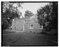SOUTH FRONT; VIEW TO NORTHWEST - Oak Creek Historic Complex, Ranger's Dormitory, Springdale, Washington County, UT HABS UTAH,27-SPDA.V,4A-2.tif