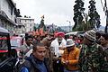 SS Ahluwalia BJP - Filing Nominations for the 2014 Darjeeling Lok Sabha Parliamentary Constituency - 5.JPG