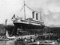 SS Principessa Jolanda launch.jpg