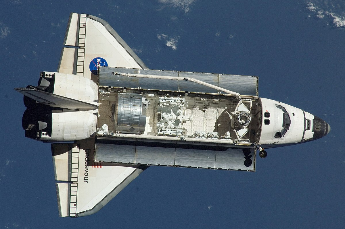 space shuttle endeavour 1992 - photo #22