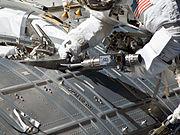 STS-124 Garan EVA2