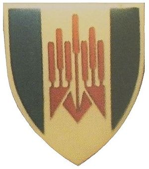 101 Battalion (South Africa) - Image: SWA 101 Battalion emblem