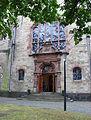 Saarlouis Evangelische Kirche Portal 01.JPG