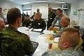 Saber Strike 2012 Multinational Brigade Headquarters (7369331740).jpg