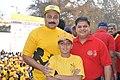 Sachin Khedekar at Runathon of Hope 2011.jpg