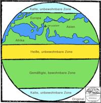 Zonas trmicas  Wikipedia la enciclopedia libre
