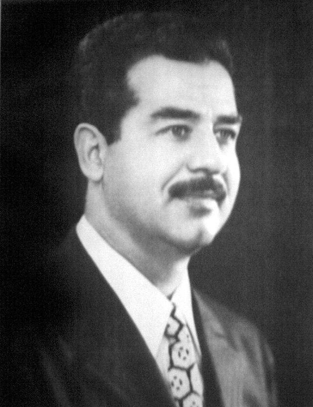 7e46dba267699 حكم الرئيس السابق صدام حسين